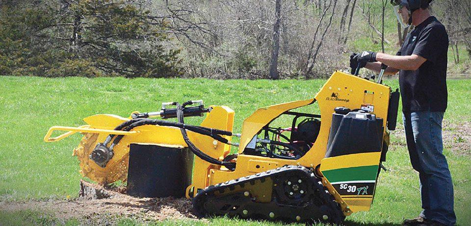 Destoconadora Vermeer SC30TX 2ports