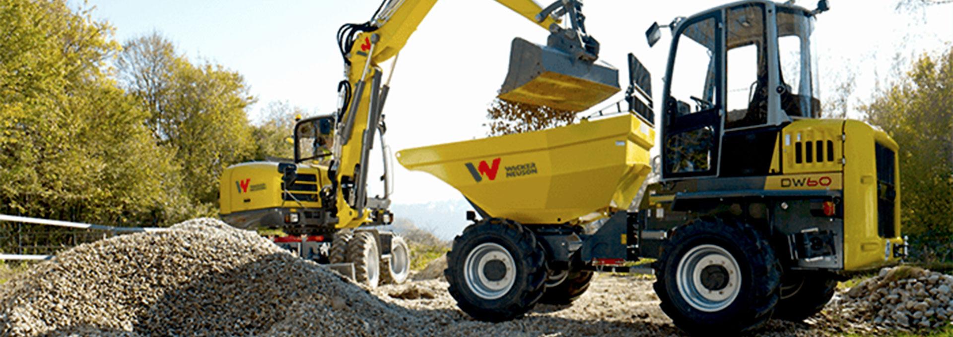 2ports maquinaria Wacker Neuson