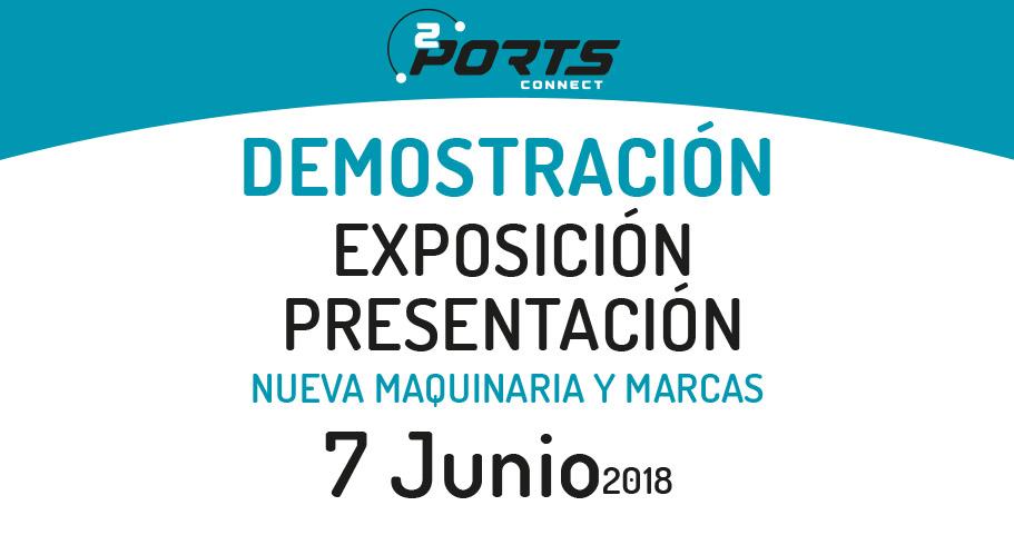 Presentación 7 junio 2018 - 2Ports