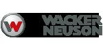 Wacker Neuson logo 2ports