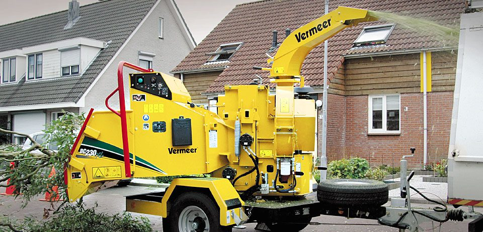 Astilladora Vermeer BC230XL 2ports