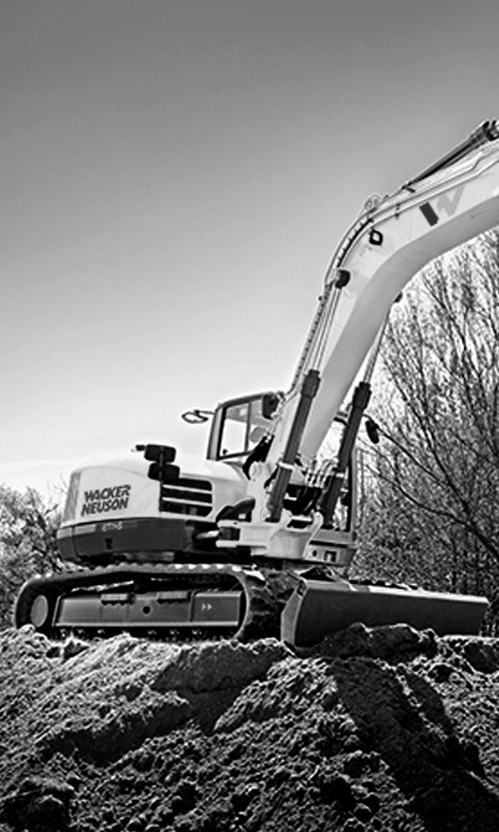 Wacker Neuson excavadora